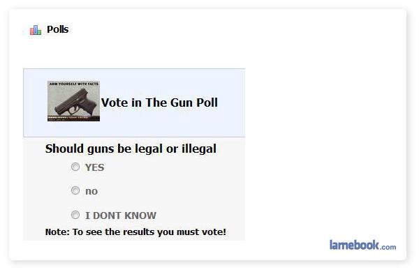 Poll Fail