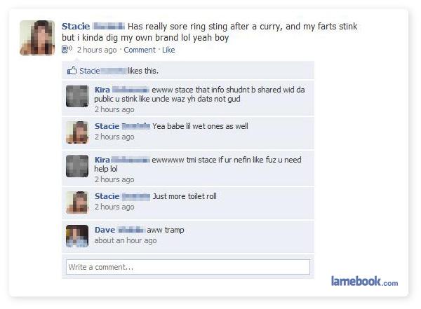 Stinky Stacie