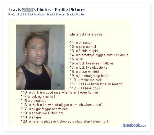 Travis' List