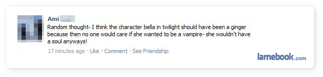 Twilight Saga: As Cold As Ice
