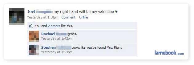 """""""Happy"""" Valentine's Day"""