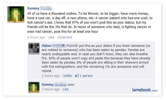 Way to Respond!