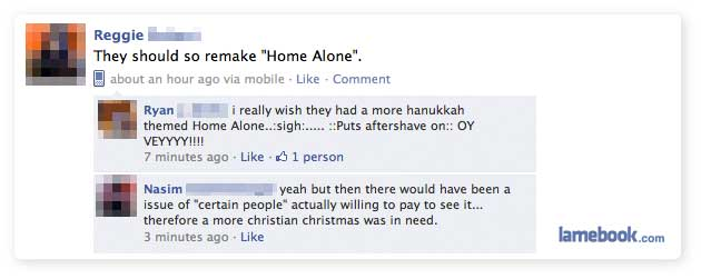 Religious Ridiculousness