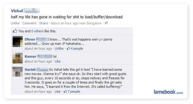 Buffering...