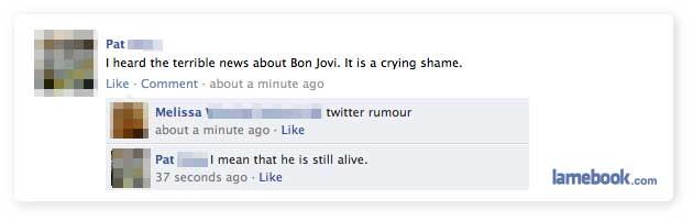 Killer Comments!