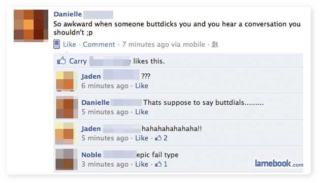 Butt What?