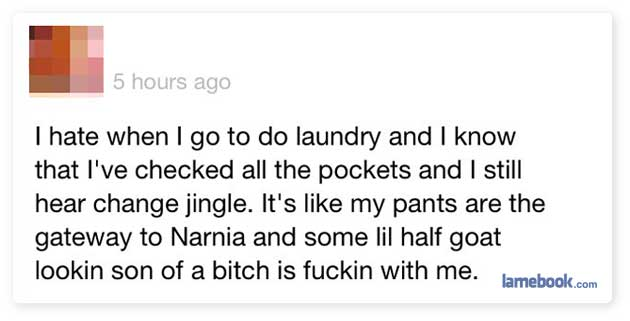 Narnia Laundry