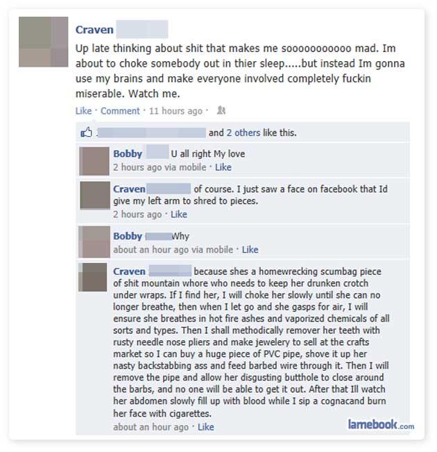 Craven Revenge