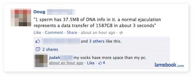 Doug's DNA
