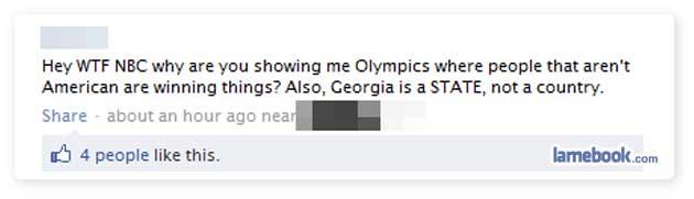 UGHlympics
