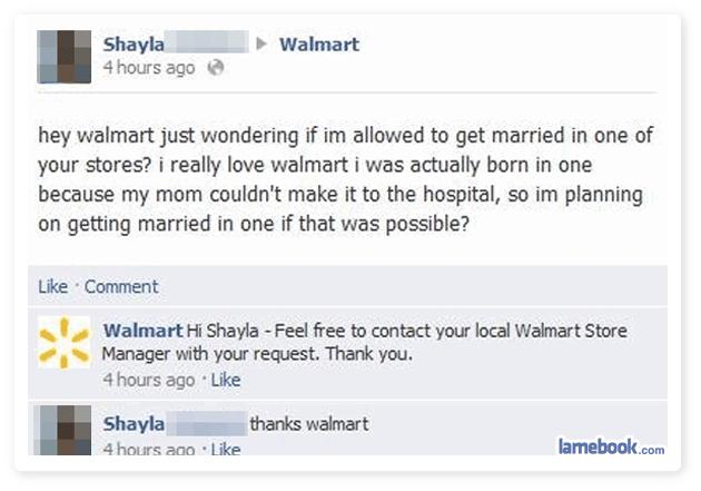 Wal-Mart Wins Part 1