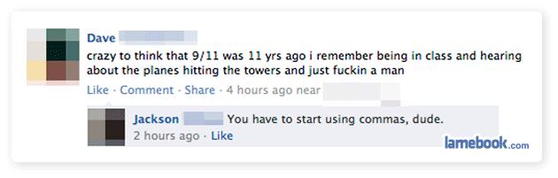 Grammar Challenged