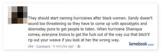 Hurricane Shaniqua