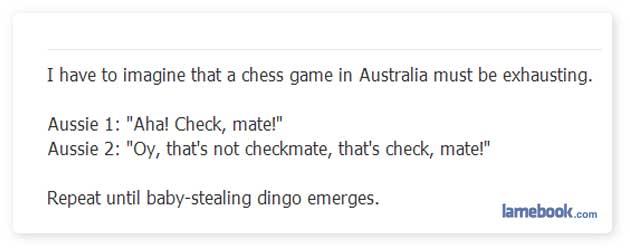Check, Mate