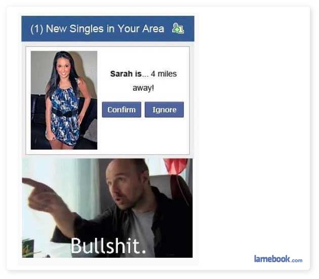 Sarah is Single...
