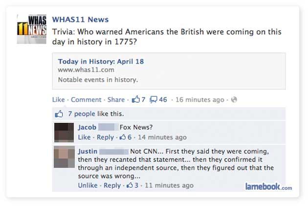 Breaking History