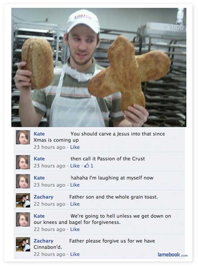 Jesus Crust