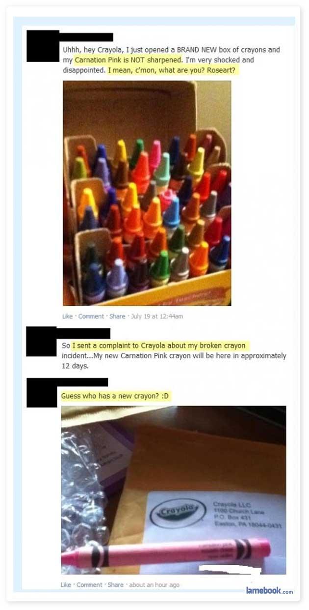 Crayola = Cool