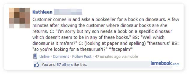 Dino Duties