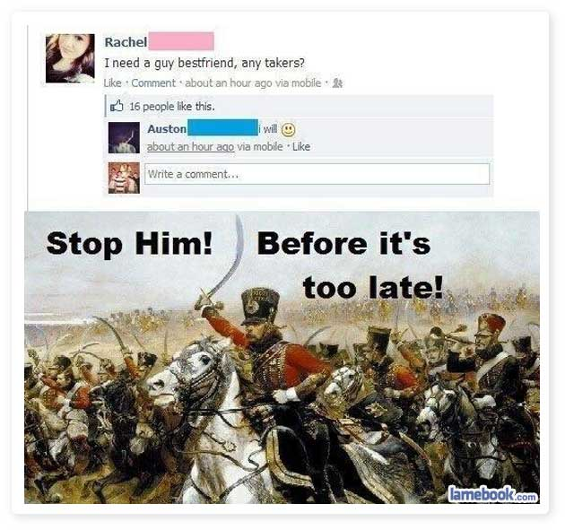 STOP HIM!