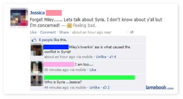 I'm Concerned for Humanity