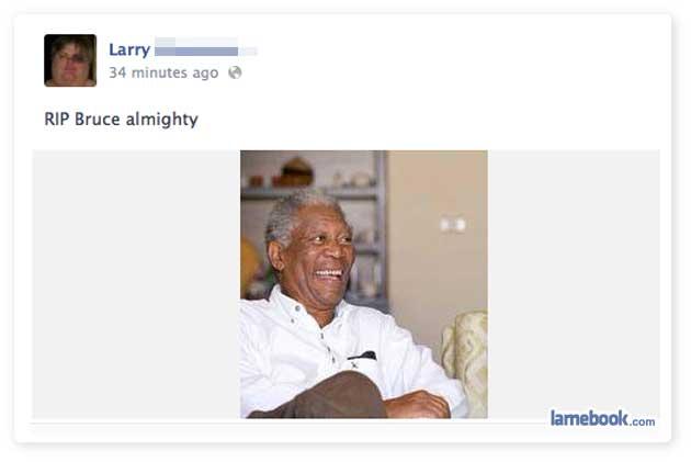 Oh Mandela