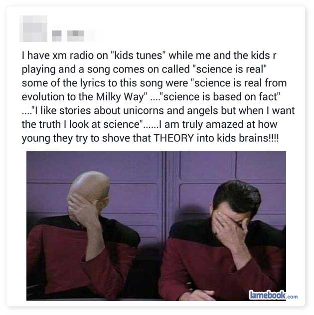 Theory?