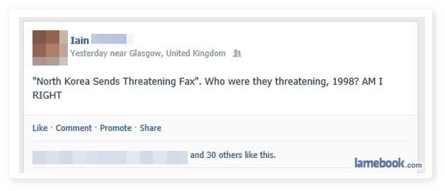 The Threatening Fax