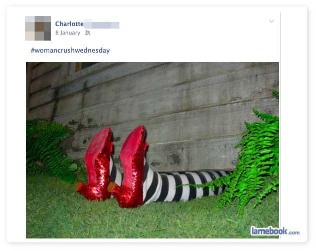 Funny Woman Crush Wednesday Meme : Funny woman crush wednesday ecards imgkid the