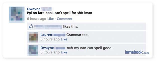 Grandma Grammar
