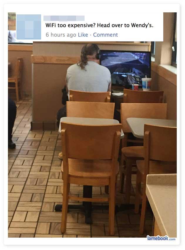 WiFi Woes