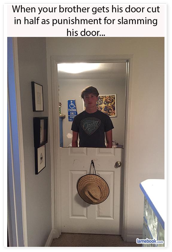 Dont Slam Your Door