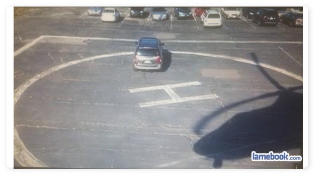 Asshole Parking has a new champion