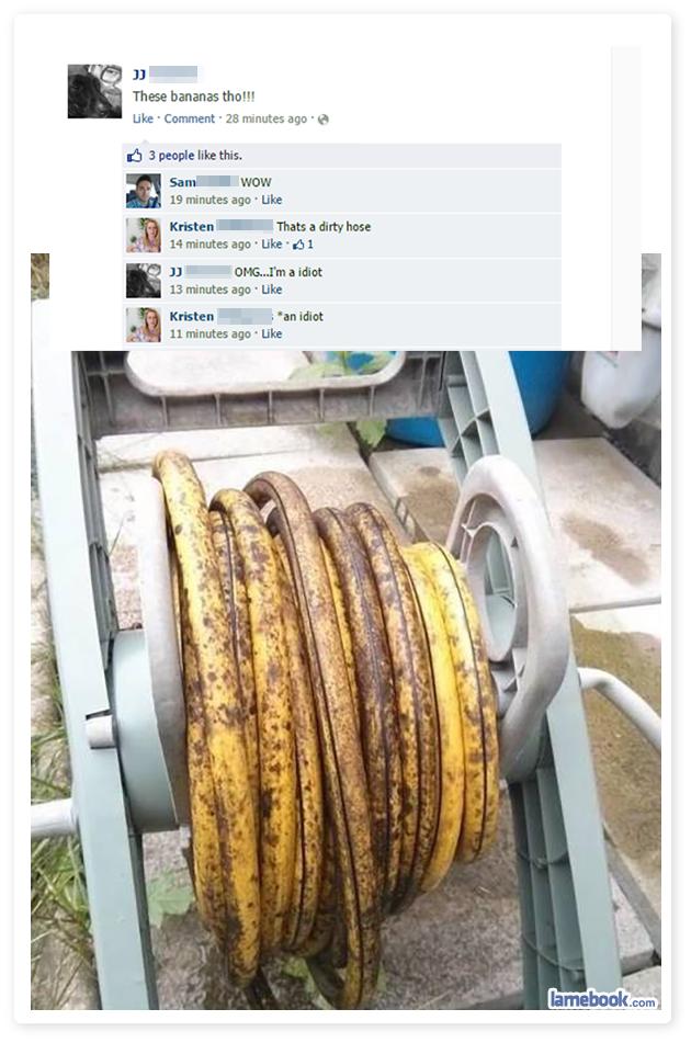 Bananas Fauxster
