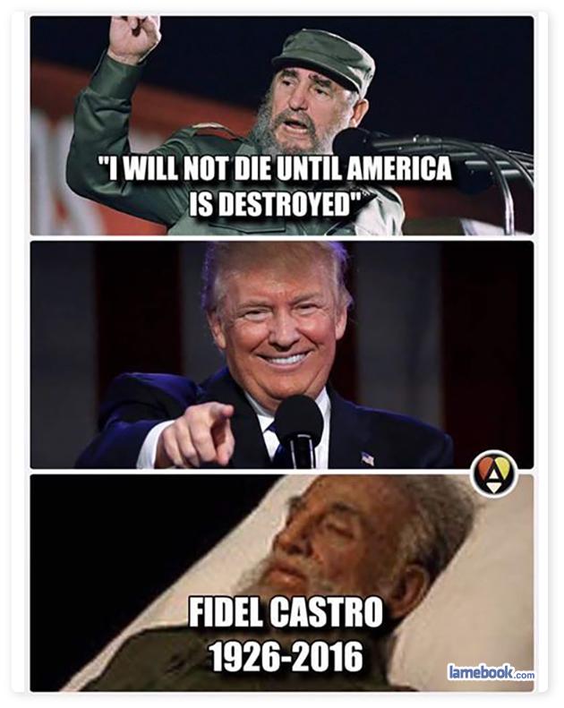 Castros Promise