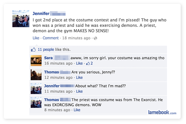Exercising Demons