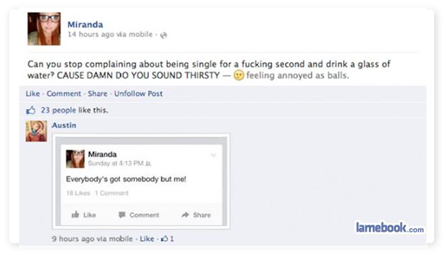 The Worst Thirst