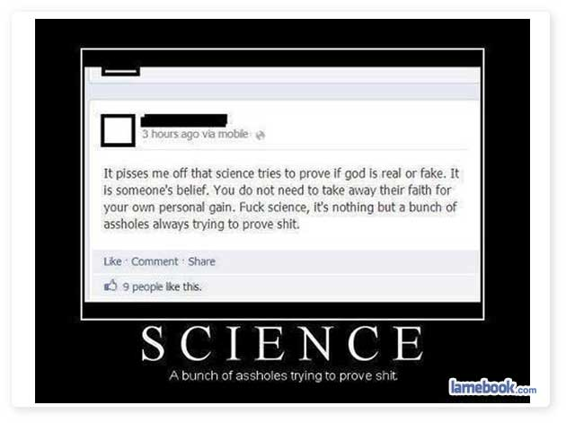 Science In A Nutshell