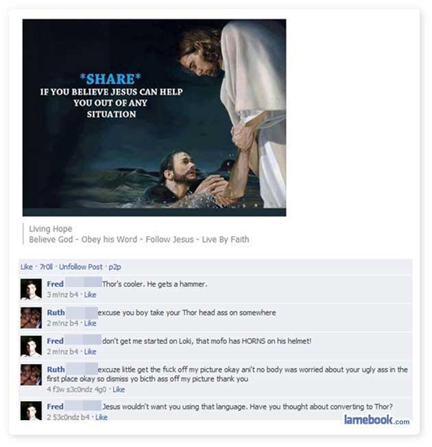 Religious Thory