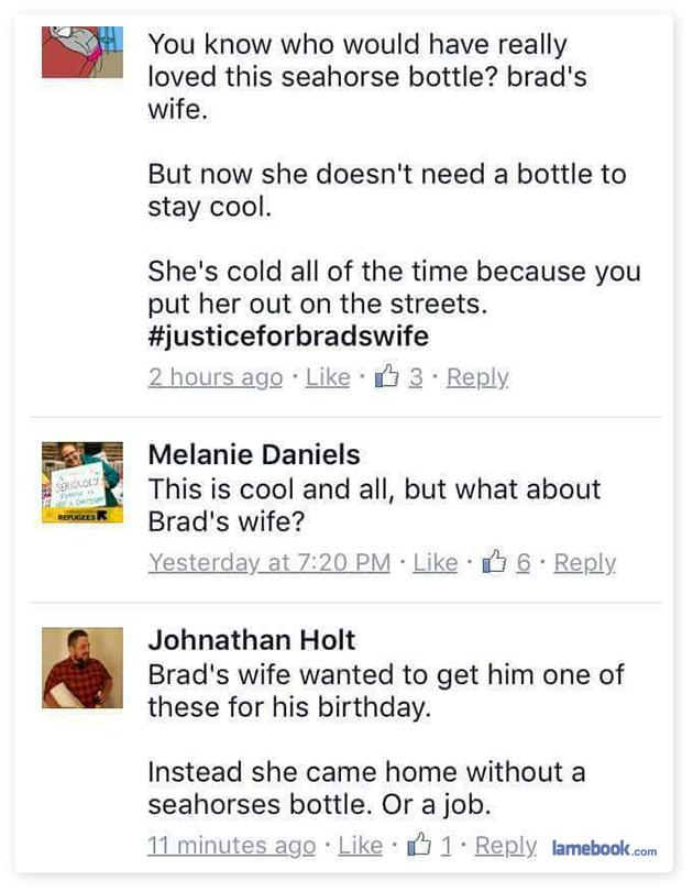 Brad's Wife17