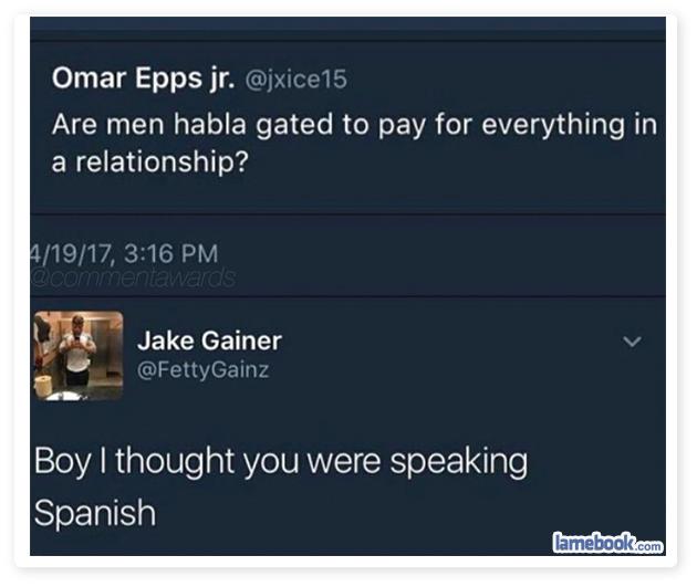 No Habla Blah Blah