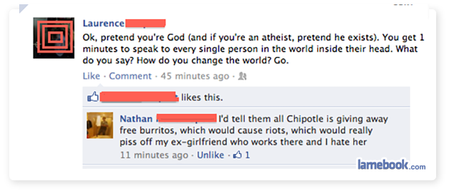 Praise The Burrito