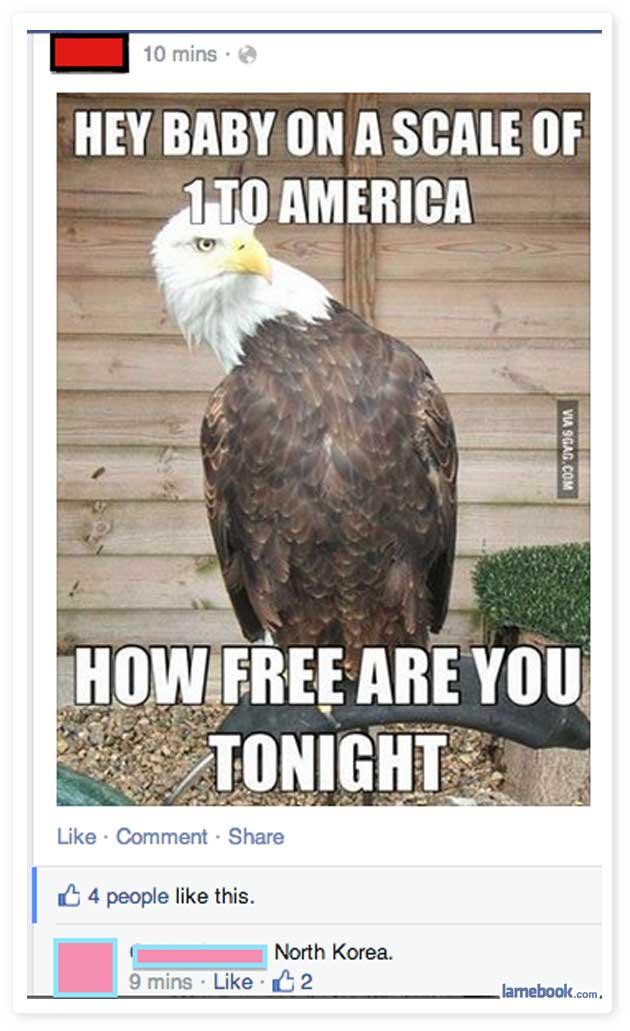 Freedominated