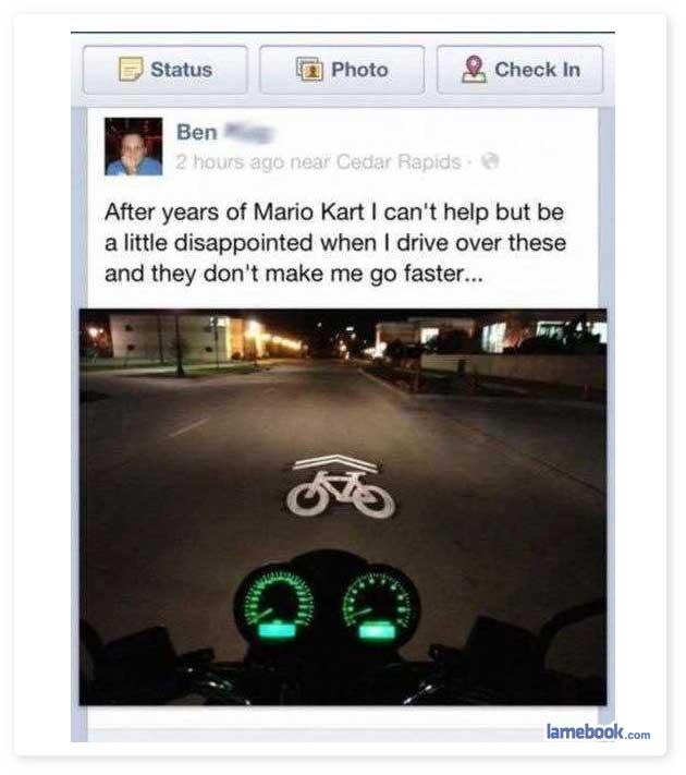Mario Kart Life