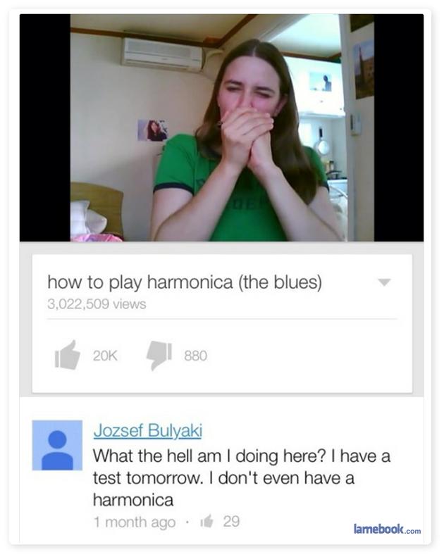 More Harmonica