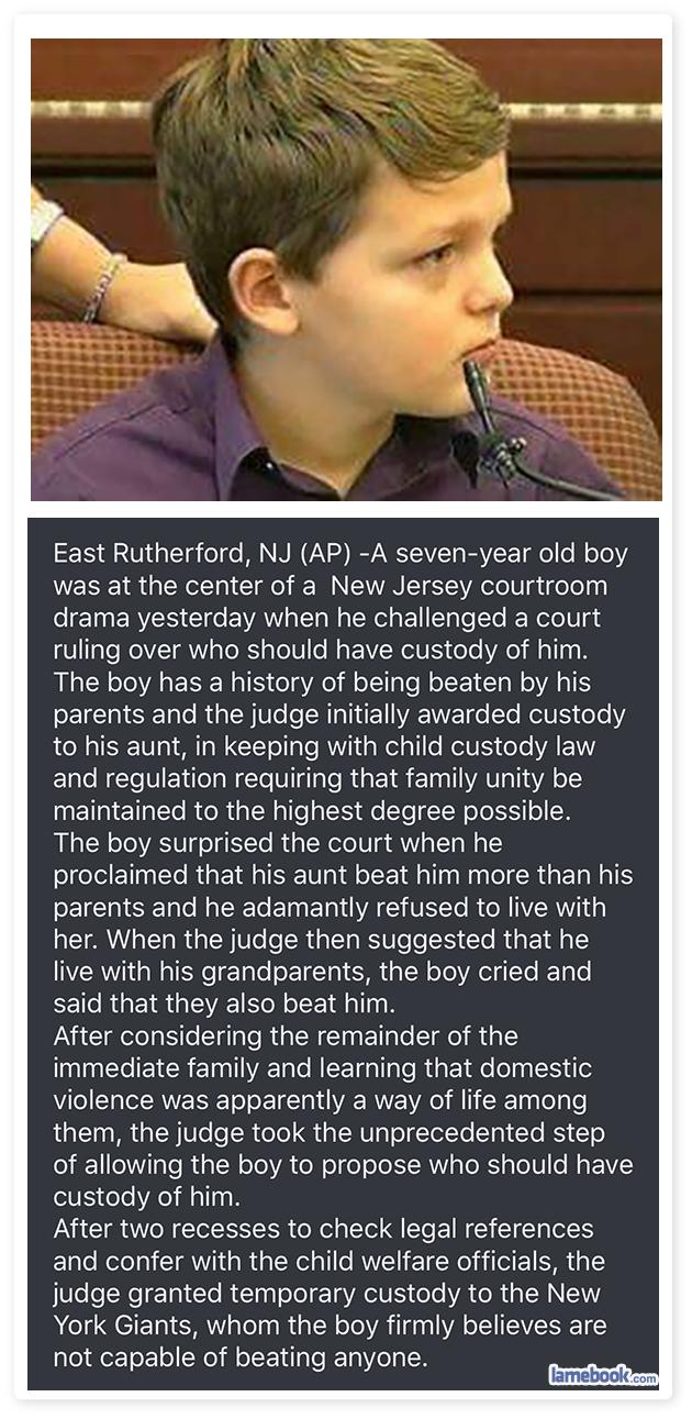 Shocking Story