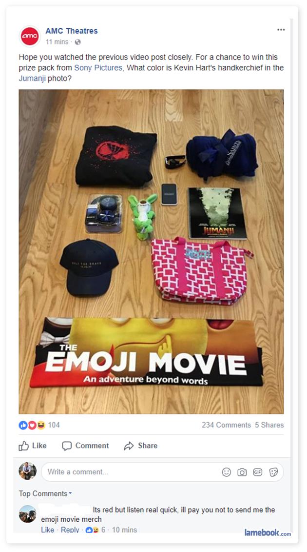 Emoji Response