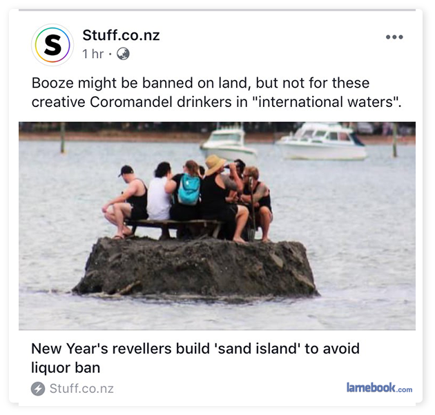 Booze Island