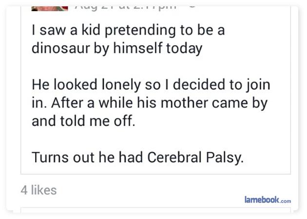 Jurassic Mistake