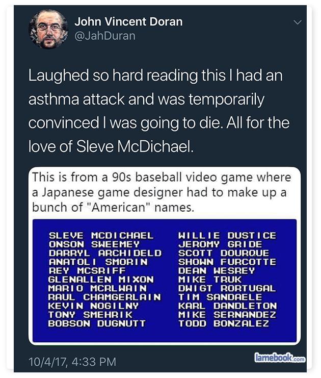 Sleve McDichael